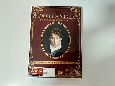 AU17.99 • Buy Outlander - Season 2 - 6 Disc Set - R4 - Brand New & Sealed