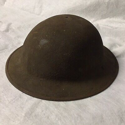 WW1 US Military Helmet With Liner • 128.27£