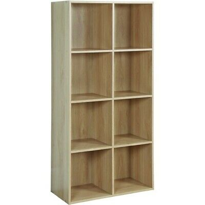 AU39 • Buy Kodu 8 Cube Storage Unit - Oak