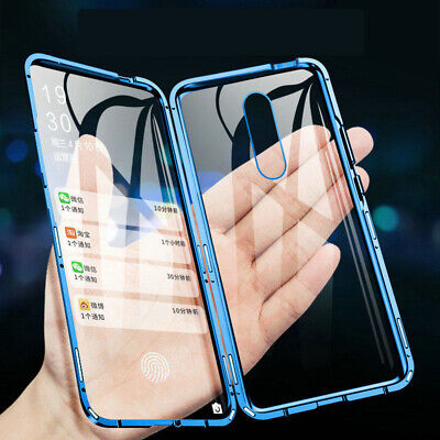 AU16.11 • Buy Luxury 2 Sides Glass Magnetic Phone Case Cover For Redmi Note 10 Pro POCO F3 X3