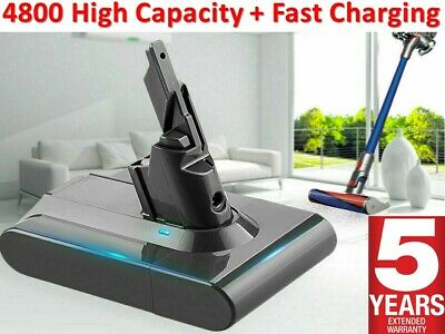 AU38.45 • Buy NEW For Dyson V7 SV11 Absolute 4800mah Battery Power Replacement + AU Warranty