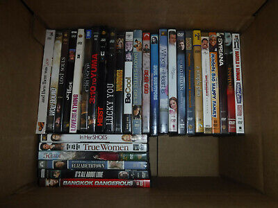 $ CDN10.19 • Buy Lot Of 30 DVD Assorted Wholesale Lot (D12) ACTUAL MOVIES PICTURED