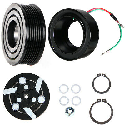 $31.88 • Buy A/C Compressor Kit With Clutch For 2002-2006 Honda CRV 2.4L 5511495 0610078 HOT