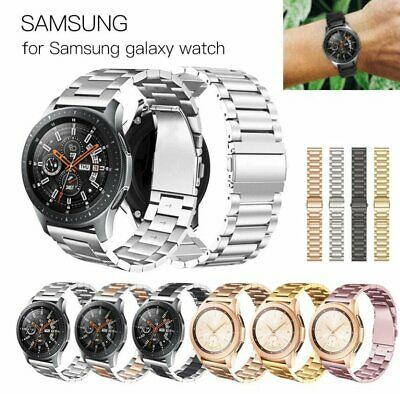 AU15.99 • Buy 20 Mm Stainless Steel Band Strap For Samsung Galaxy Watch Active 2 1 40 42 Mm