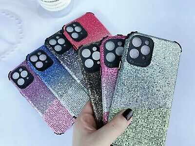 For Apple IPhone 7 GLITTER BLING Soft Rubber Shockproof TPU Case Cover • 1.95£