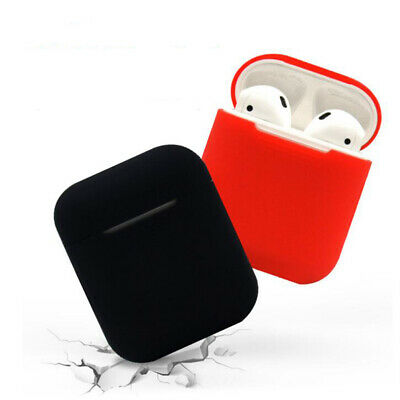 $ CDN1.68 • Buy Soft Silicone Shock Proof Cover Protector Case Skin For Apple AirPods Earphones