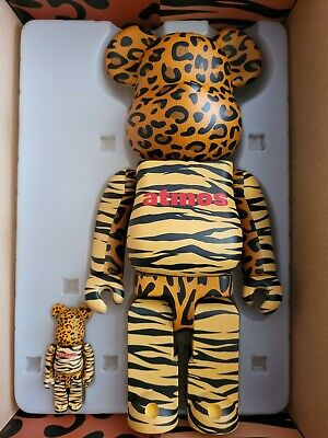 $250 • Buy Bearbrick Atmos Aminal 100% 400% Brand New Free Shipping
