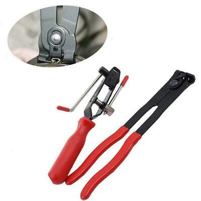 AU19.90 • Buy 2pc CV Joint Boot Clamp Set Ear Type Boot Pliers Car Banding Tool Anti-rust Q9P4