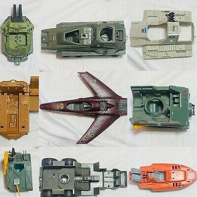 $ CDN126.22 • Buy HUGE Vintage Lot Of GI Joe Action Figure Vehicles From 1980s And Accessories