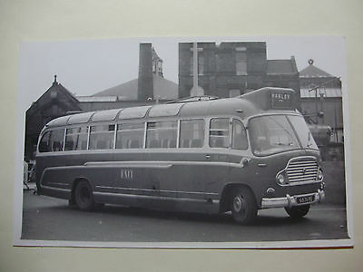 ENG560 - POTTERIES MOTOR TRACTION Co - BUS NoSL997 PHOTO To HANLEY • 4.99£