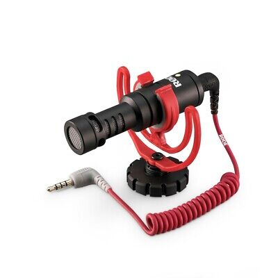 Rode VideoMicro Compact On-Camera Microphone • 43.75£