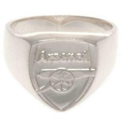 £32.99 • Buy Official ARSENAL FC Sterling Silver Crest RING