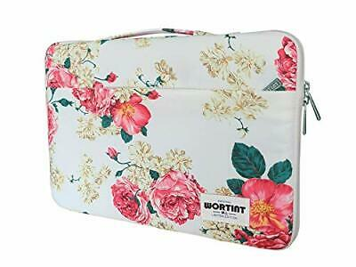 WORTINT Laptop Sleeve Bag, Carrying Case For Girls, Waterproof Laptop Cover, • 26.85£
