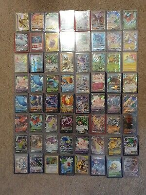 AU22 • Buy 150 Pokemon Cards Premium Lot: 1 Ultra Rare GX, EX Or V & 20 Reverse/Holo