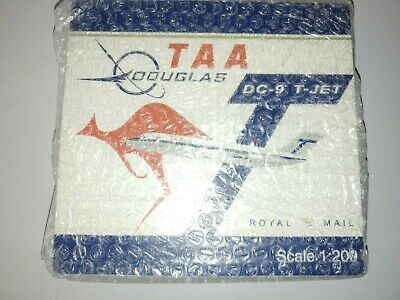 AU400 • Buy JC Wings 1:200 TAA DC-9-VERY RARE!!