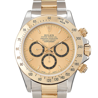 $ CDN26606.36 • Buy Rolex Cosmograph Daytona Zenith - 16523 - 1992 - Stainless Steel Yellow Gold