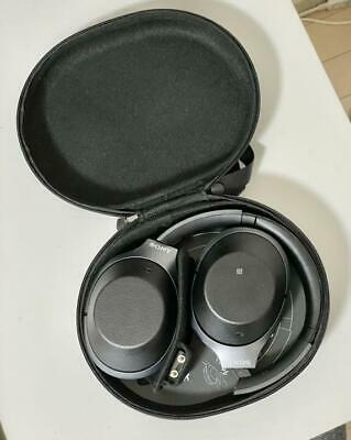 $ CDN244.89 • Buy Sony WH-1000XM2 Wireless Headphones W / Case. Wired Plug. Airplane Adapter Used