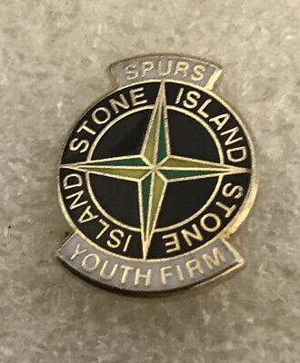 Rare Tottenham Supporter Enamel Badge Spurs Hooligan Firm - Wear With Pride • 5.99£
