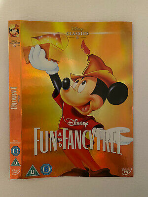 * SLIPCOVER ONLY * - DISNEY LIMITED EDITION O Ring - Fun And Fancy Free • 3.99£