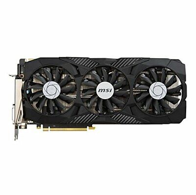 $ CDN609.88 • Buy MSI GeForce GTX 1070Ti 8GB Duke LED GDDR5 Video Graphics Card GPU