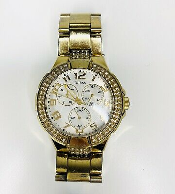 $ CDN31.72 • Buy GUESS G13537L Wrist Watch For Women