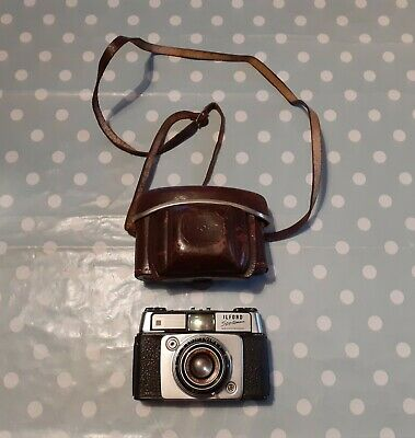 Vintage Ilford Sportsman 35mm Camera With 1:2,8/45mm Pronto Lens  • 25£