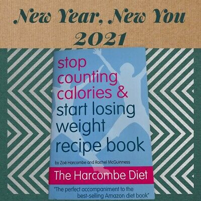 £4 • Buy Stop Counting Calories And Start Losing Weight: The (Zoe) Harcombe Diet New Year