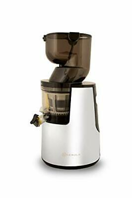 Grande Whole Fruit Cold Press Slow Masticating Juicer 45RPM 5 Year • 206.30£
