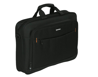 17.3 Inch Laptop & Tablet Case Business Briefcase High Quality Padded Durable UK • 24.99£