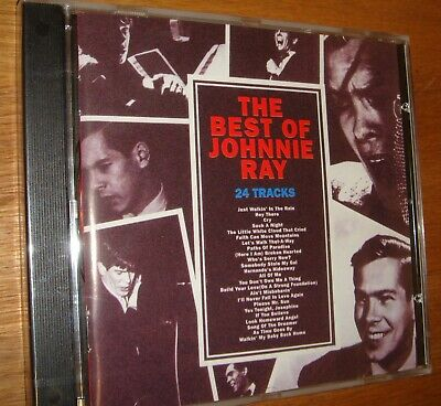 £3.99 • Buy JOHNNY RAY  The Best Of  CD, 24 Tracks, Mint, Sealed