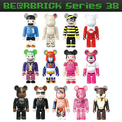 $52.95 • Buy Bearbrick Be@rbrick 38 13P Set 13pcs SF Voltes V Artist Joker Hero MIB NJPW