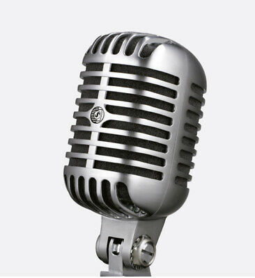 Shure 55SH Series 2 - Iconic Unidyne Vocal Microphone • 120£