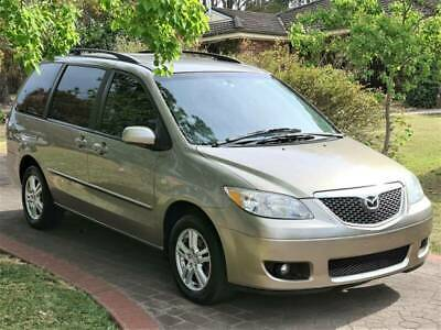 AU5500 • Buy 2005 Mazda MPV Automatic Wagon 7 Seater Family VAN,12 Months Rego