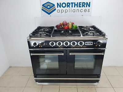 Falcon Range Cooker Dual Fuel 110cm In Excellent Condition  • 2,150£
