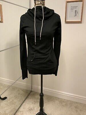 Womens Black Bench Hoodie | Size S | Superb Condition • 18.50£