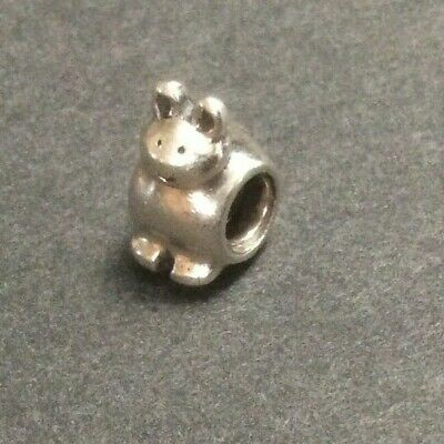 AU19.42 • Buy RETIRED Authentic PANDORA Cat Charm Sterling Silver ALE 925