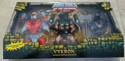 $79.99 • Buy Masters Of The Universe Classics VYKRON MOTUC He-Man Ultimate Eternian Champion