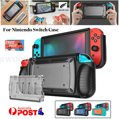 AU18.99 • Buy For Nintendo Switch Case Shell Protective Cover Shockproof Protective Console AU