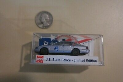 $19.98 • Buy Vintage Busch U.S. State Police Ho Scale 1/87 Maine Trooper Chevrolet Caprice GM
