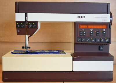 Pfaff Creative 1469, Domestic Sewing Machine SALE! 20% OFF! (Was £349.99) • 279.99£