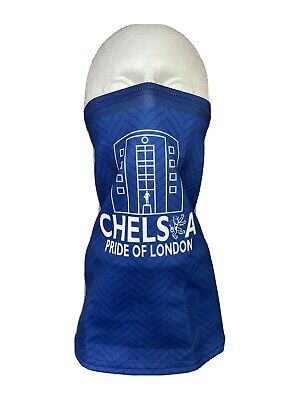Chelsea Neck Warmer Snood Face Covering Pride Of London • 9.99£