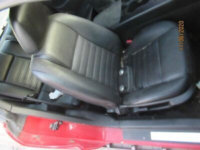 $285 • Buy Front Seat Bucket With Sport Type Leather Manual Fits 05-07 MUSTANG 2706178