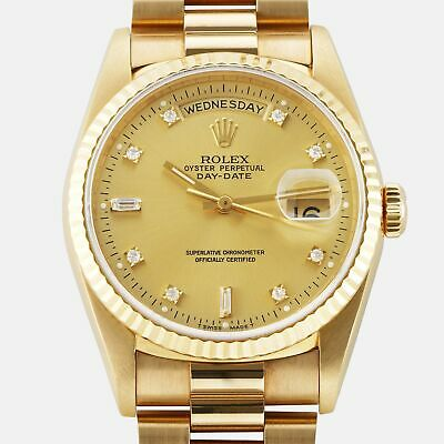 £13750 • Buy Rolex Day-Date Double Quick Set 1992 Ref 18238