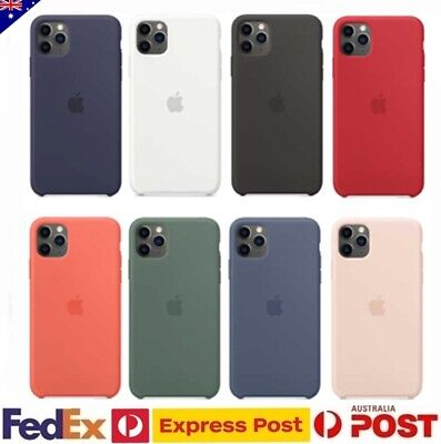 AU11.98 • Buy For Apple IPhone 11 Pro XS Max X XR 7 8 Plus Back Case Shockproof Silicone Cover