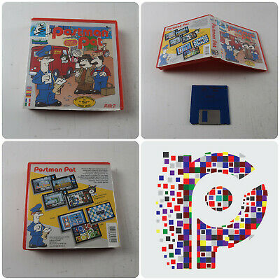 £9.99 • Buy Postman Pat A AS Game For The Atari ST Computer Tested & Working