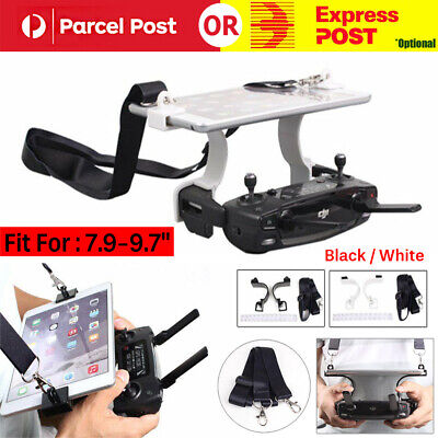 AU9.99 • Buy 7.9-9.7  For DJI Spark Drone Mavic Pro Tablet Phone Mount Holder & Neck Strap