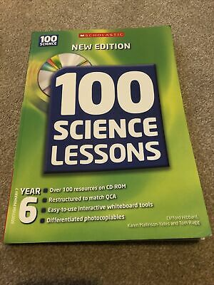 100 Science Lessons Year 6 • 2.10£