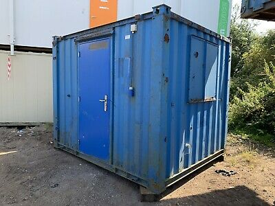 £3250 • Buy 10ft Site Office Portable Cabin Canteen Welfare Unit