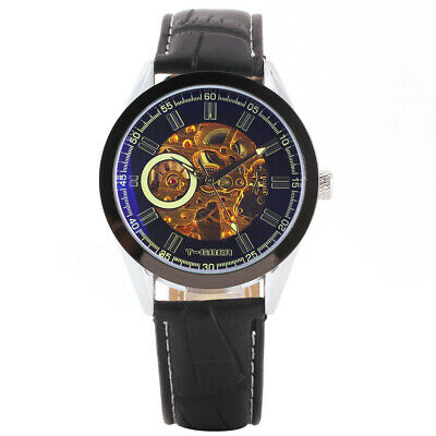 £16.65 • Buy Fathers Sons Best Gift Watch Hollow Circular Pointer Type Automatic Mechanical