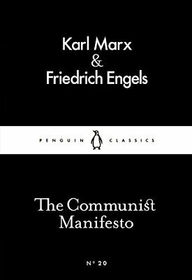 The Communist Manifesto (Penguin Little Black Classics) By Marx, Karl • 2.99£